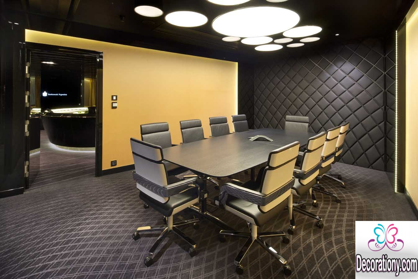 17 Splendid Office Conference Room Design Ideas - Office