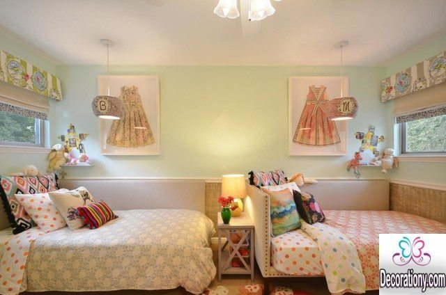 small girls room