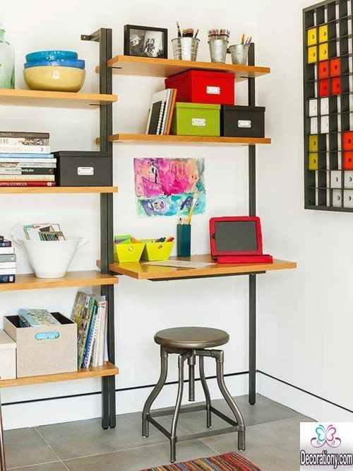small home workspace ideas