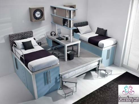 small room design for twins kids