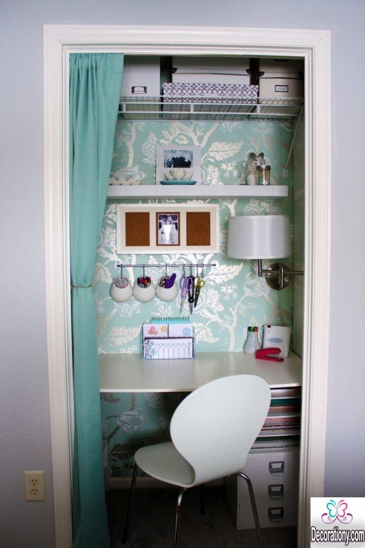 smart home workspace ideas