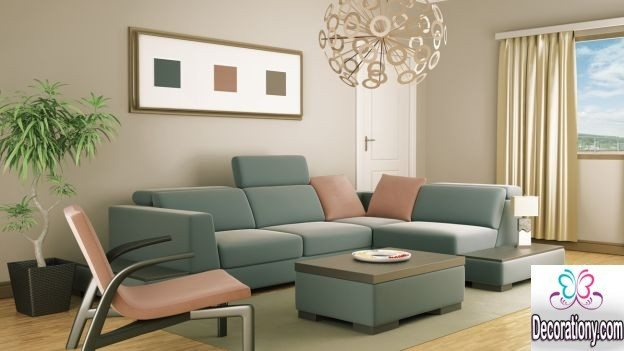 stylish living room furniture - comfy family room ideas