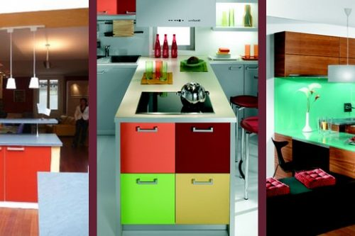 summer kitchen ideas