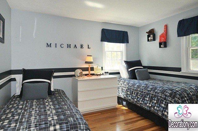 twins boys bedroom