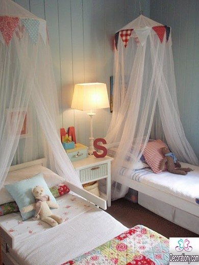 twins children bedroom