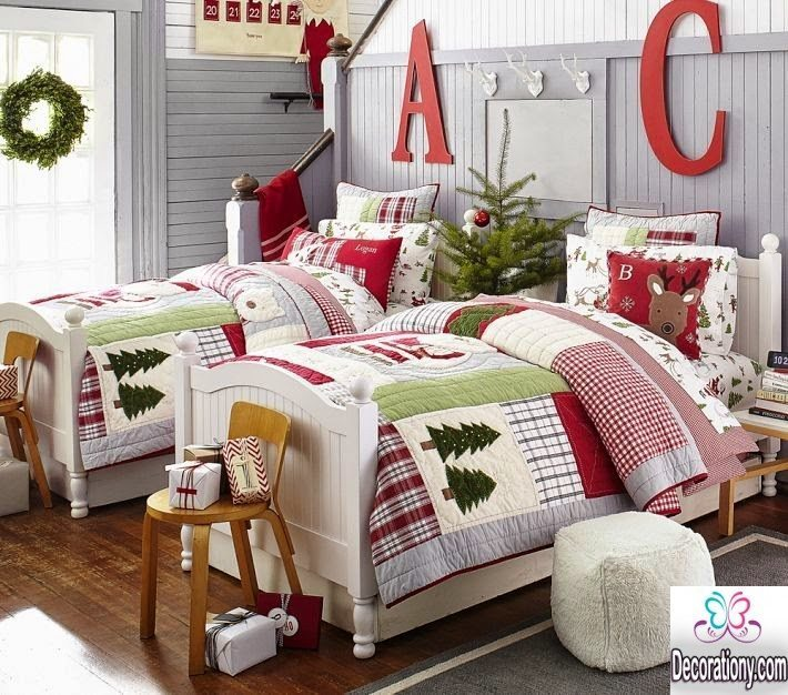 twins room design for childrens