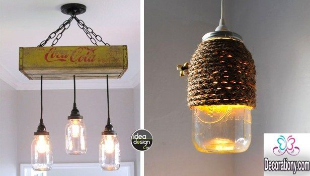 unique lamps diy