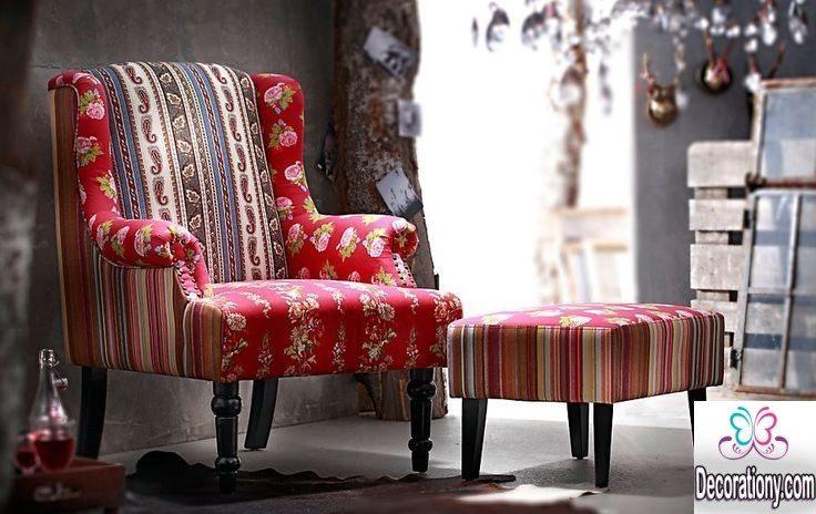 unique patchwork living room furniture
