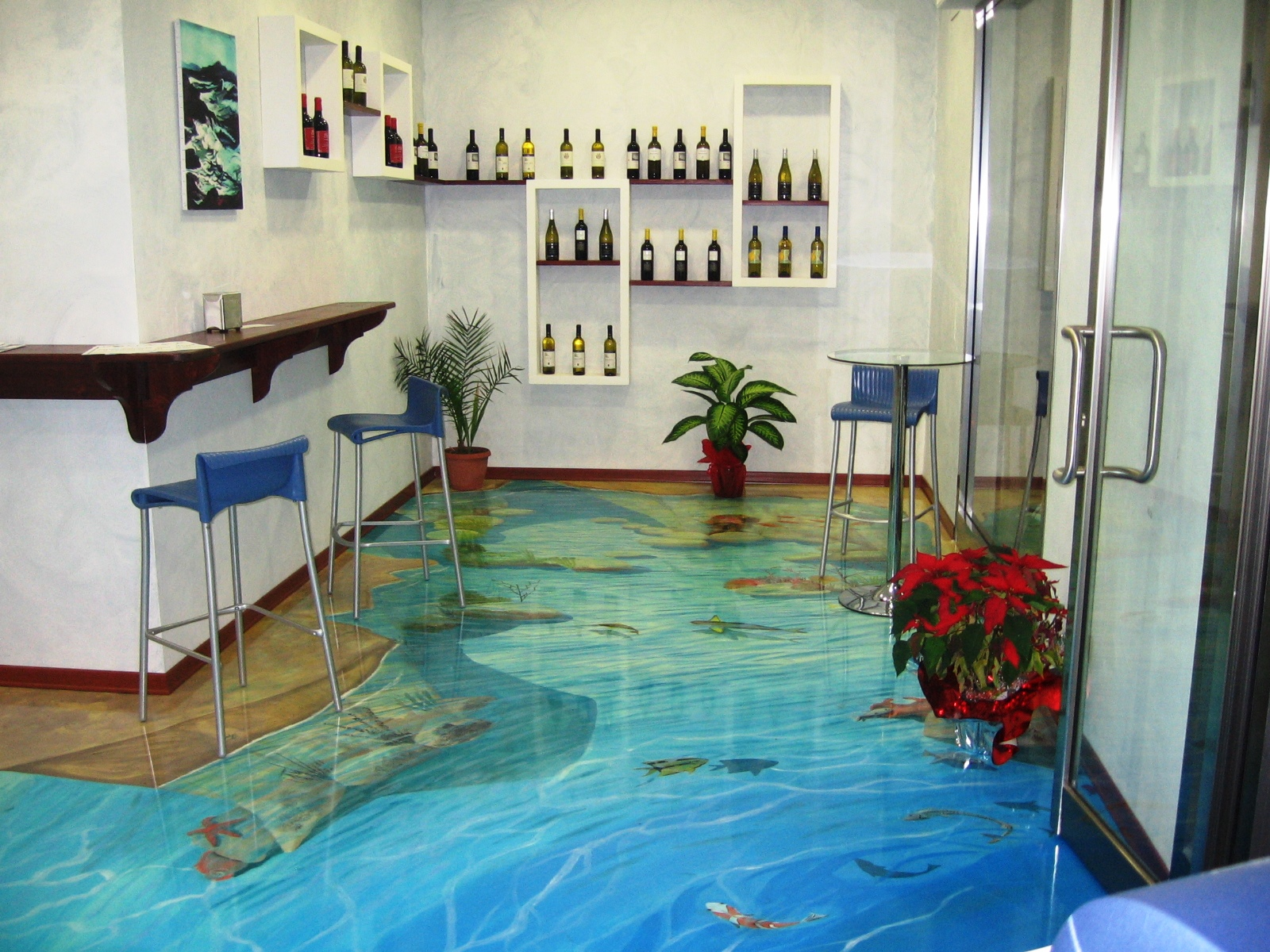 Why the 3d epoxy flooring will trend 2016 decorations for Which floor or what floor
