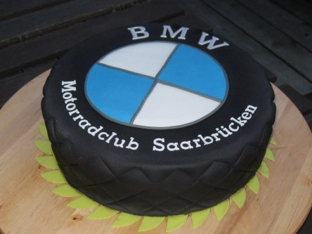 BMW cake ideas