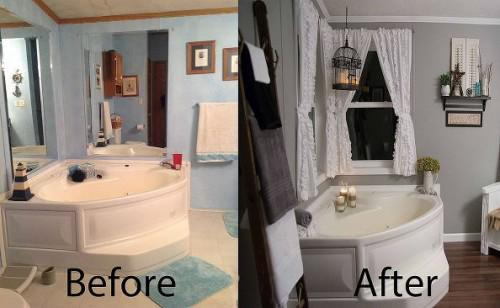 bathroom remodel 10 before and after bathroom remodel ideas for summer