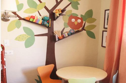Bookshelf Ideas for kids