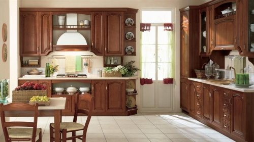 Country Kitchen cabinets