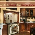 Ideal Way to Furnish Your Country Kitchen