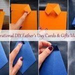 15 Inspirational DIY Father's Day Cards & Gifts Ideas
