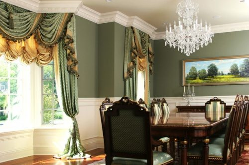 Dining room Curtains and Drapes