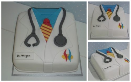 Dr cake decorating ideas