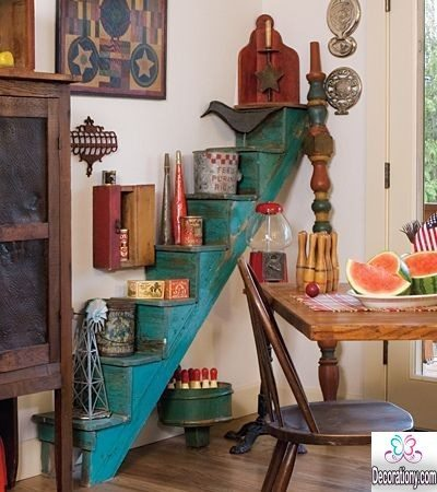 Easy Diy Decor Ideas Do It Yourself With Old Ladder Decor Or Design