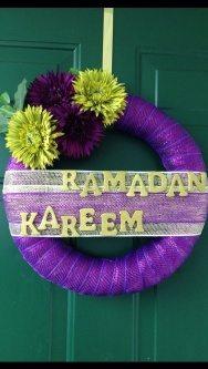 Ramadan Wreath
