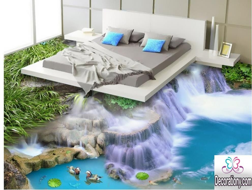 Whats The Latest 3D Flooring Designs Decoration Y