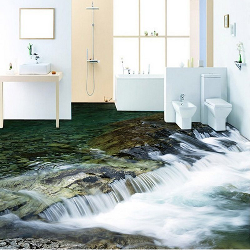 Why the 3D epoxy flooring will trend 2016 - Decorations