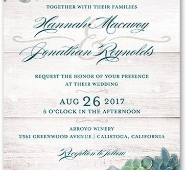 beautiful invitation words ideas