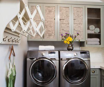 beautiful laundry idea