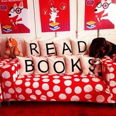 book nook sofa