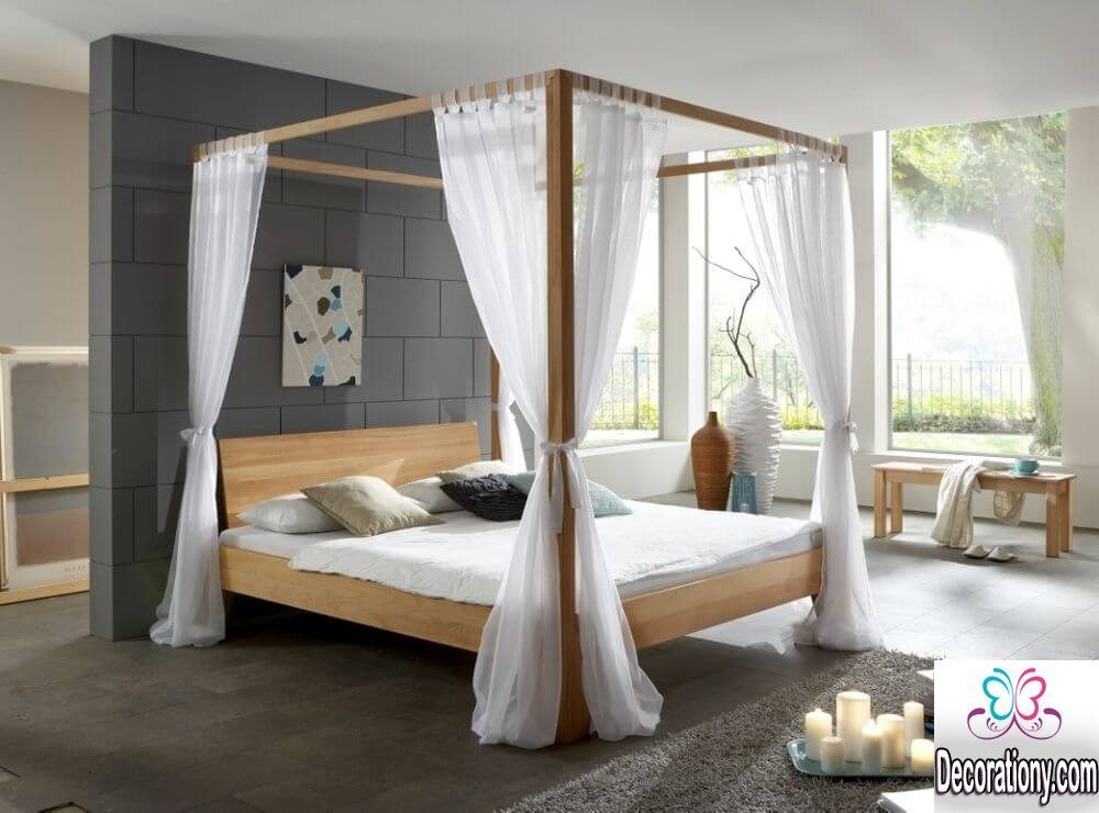 bed canopy style