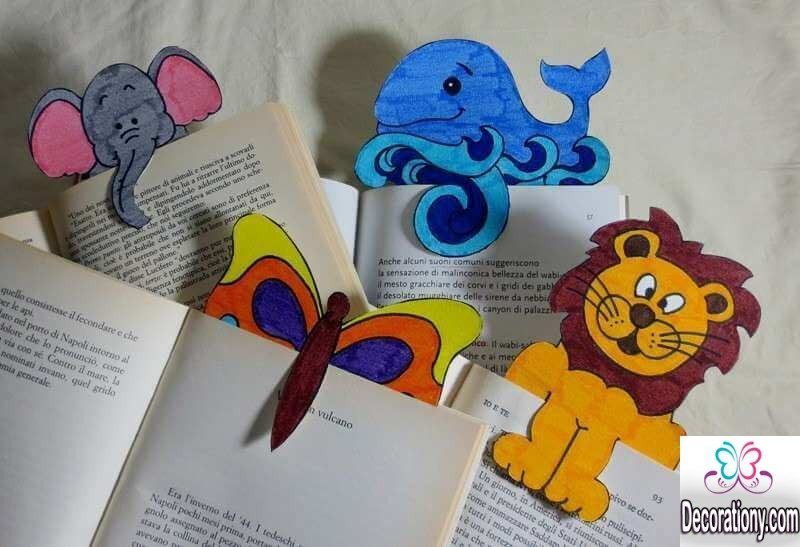 How To Make A Cute Corner Bookmarks DIY Step By Decoration Y