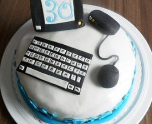 creative birthday cakes for men