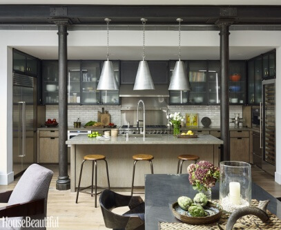 Kitchen ideas classic style - source
