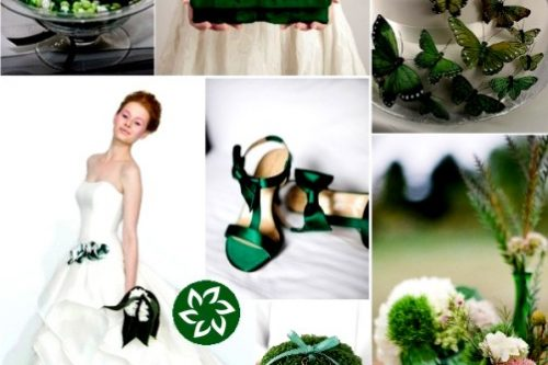 green wedding trends