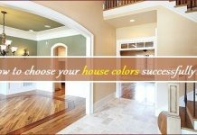 how to choose your house colors