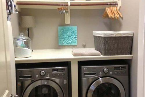 home laundry ideas
