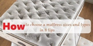 mattress sizes tips