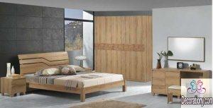 wooden bedroom furniture sets