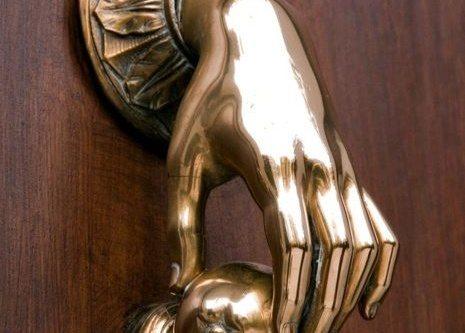 modern doorknobs