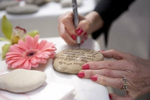 modern guest book ideas