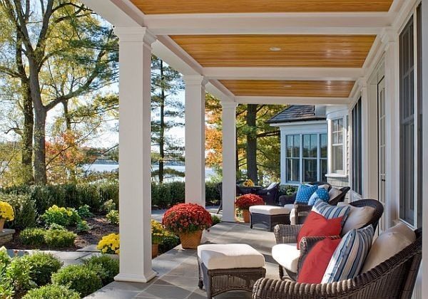 modern outdoor decor