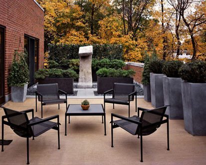 modern patio chairs sets