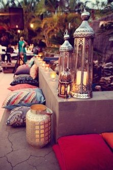 outdoor decorating ideas For Ramadan 2018
