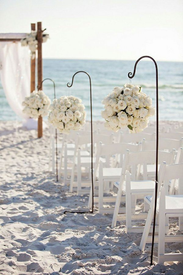 romantic wedding reception ideas