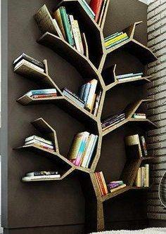 tree Bookcase design