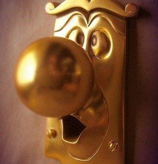wonderful door knob
