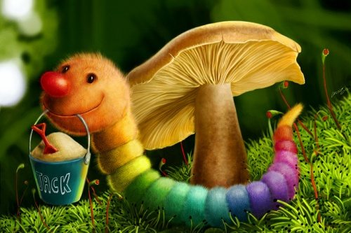 worm colors
