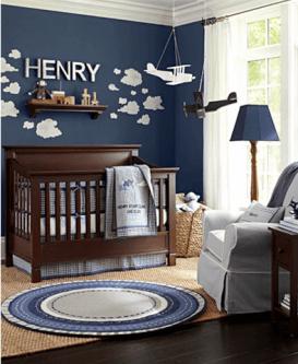 Baby Boy room themes Ideas