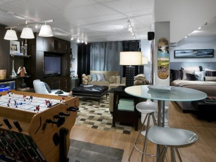 Basement Ideas for Teens