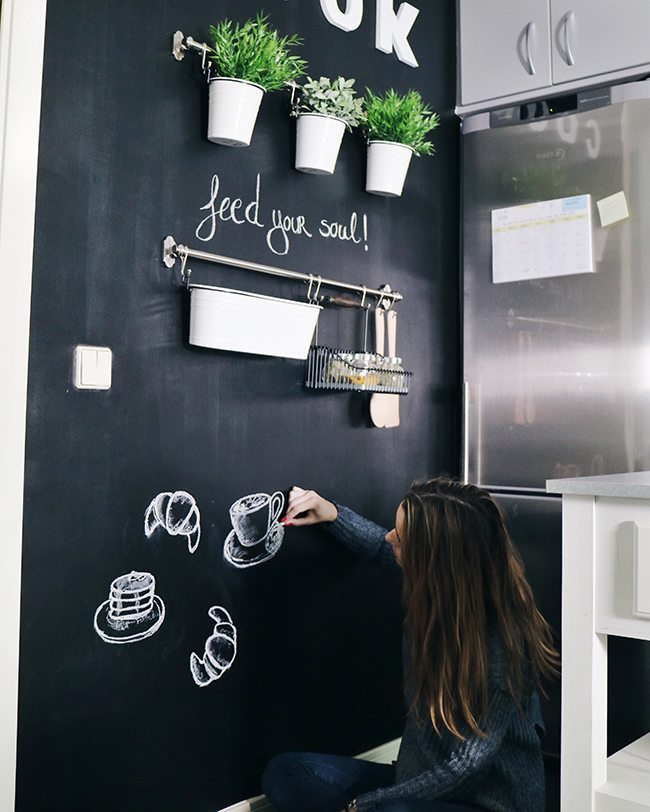 Do It Yourself Decorating Ideas: 8 DIY Kitchen Decor Ideas [Do It Yourself As Expert