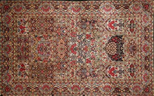 Persian carpet 2018